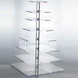 8 Tier  Square Pole Cupcake Stand