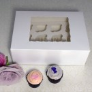12 Window MIni Cupcake Box ($2.50/pc x 25 units)